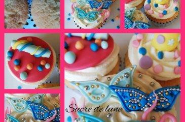 Sucre de lune : magie des gâteaux décoratifs à Châtelineau…