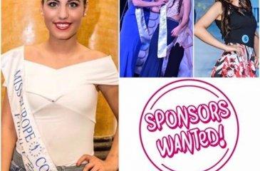 Myntis est la marraine de Wendy Fimiani au concours Miss…