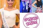 Myntis est la marraine de Wendy Fimiani au concours Miss Europe Continental Belgium ♥