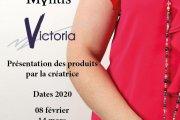 Myntis à la boutique Victoria tous les 2e samedi du mois !